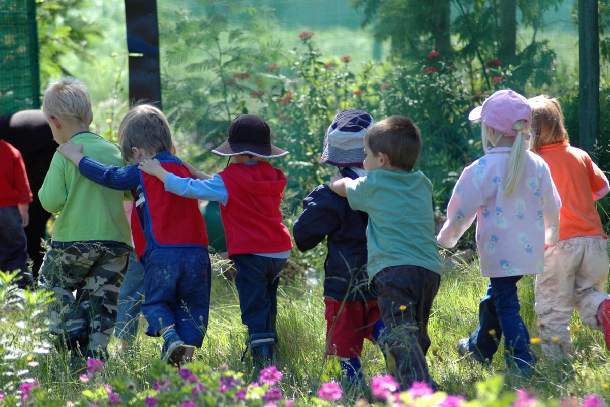 bosspel voor kinderen organiseren